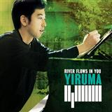 Download or print River Flows In You Sheet Music Notes by Yiruma for Piano