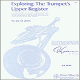 Download Zorn Exploring The Trumpet's Upper Register Sheet Music arranged for Instrumental Method - printable PDF music score including 20 page(s)